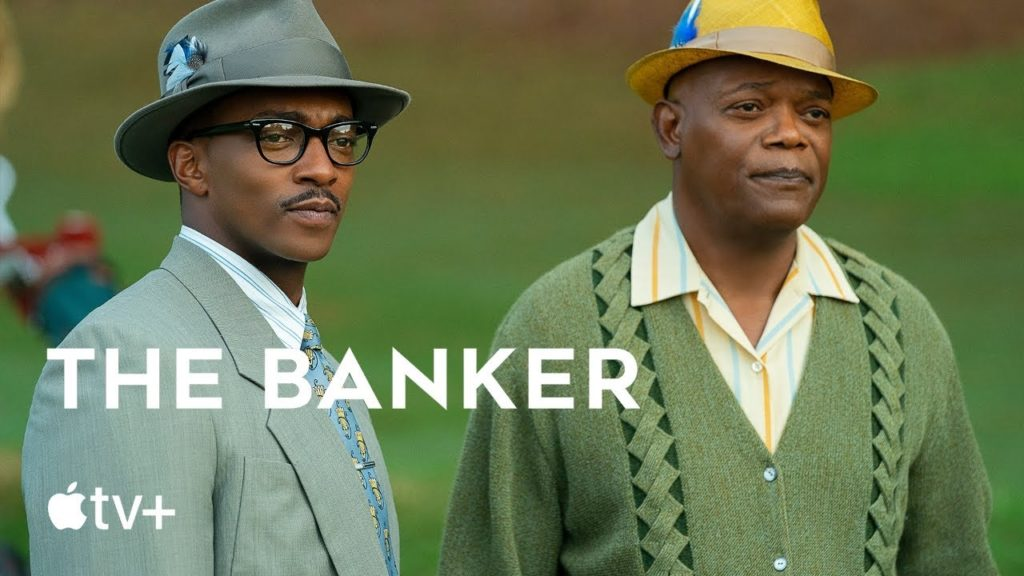 the banker film entrepreneur